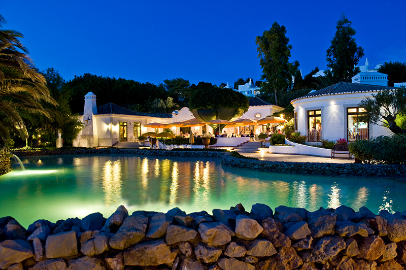 Luxury beach resort in the algarve vila vita hotels for Hotel luxury algarve